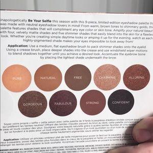 Makeup - PUR Eyeshadow Palette